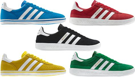 Adidas Munchen Snakers adidas originals munchen olympic rings pack sole collector