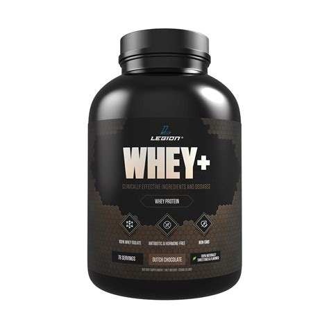 protein powder legion whey protein powder isolate supplements