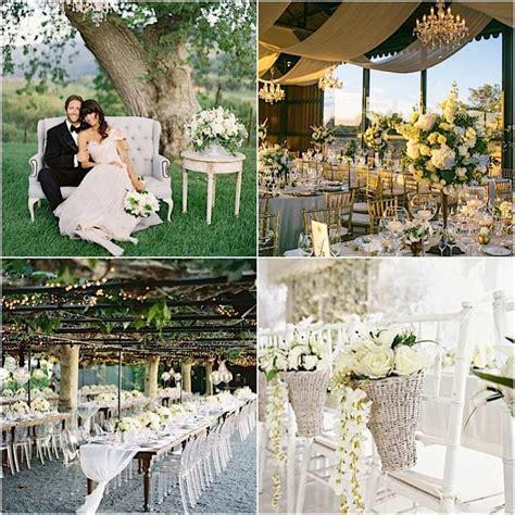 small garden wedding ideas garden wedding ideas in bloom modwedding