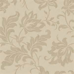 modern floral wallpaper adeline floral pattern wallpaper beige sle contemporary wallpaper by walls republic
