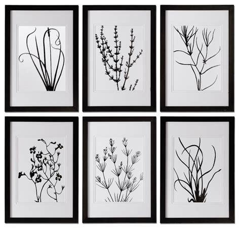 black and white home decor www essentialsinside black and white leaves wall