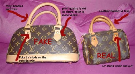 Would You Buy A Vuitton From This by Mudahbundle Rahsia Keaslian Lv