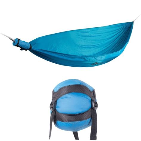 Hamac Simple by Hamac Simple 1 Place Sea To Summit Pro Hammock Bleu
