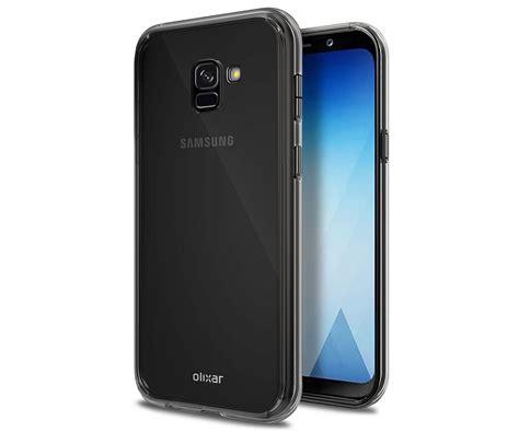 Samsung A5 Series 2018 Samsung Galaxy A5 2018 Ve Filtrado Su Dise 241 O En Renders
