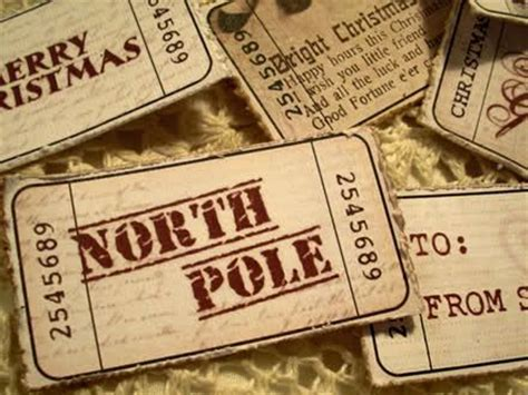 printable vintage tickets printable vintage christmas tickets would be fun for