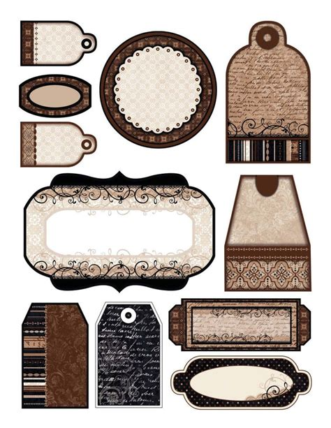 1000 Images About Printables Stuff On Pinterest Christmas Printables Free Printables And Lockhart Label Template