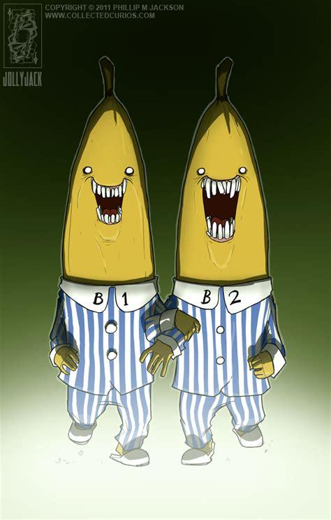 Banana Pj Sh bananas in pajamas by jollyjack on deviantart