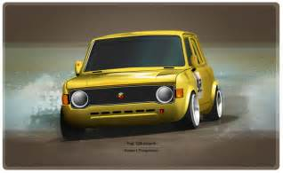 Fiat 128 Abarth Fiat 128 Abarth By Ribadesign On Deviantart
