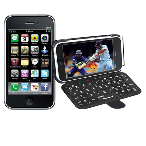 mobile qwerty keypad buy vox touch screen tv mobile with detachable qwerty