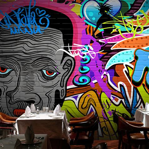 wallpaper graffiti terkeren graffitis musica 3d