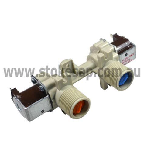 Inlet Valve Mesin Cuci Lg lg washing machine inlet valve assembly lg