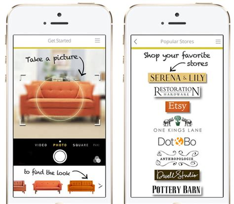 8 phone apps that make decorating your home a