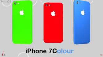 Iphone 7c concept created by delta is everything you expect video