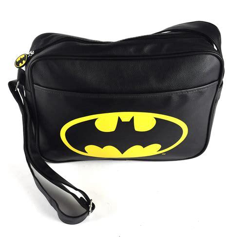 Travel Bag Kanvas Batman batman the logo shoulder sports bag pink cat shop
