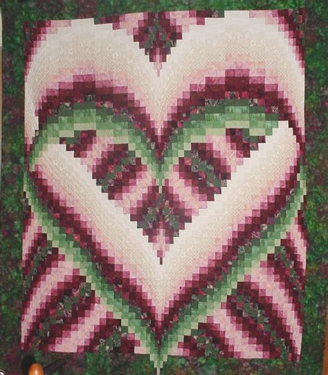 Free Bargello Quilt Patterns by Bargello Free Quilt Pattern