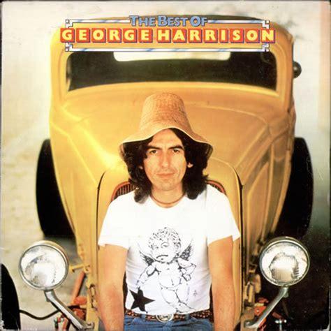 george harrison best album george harrison the best of george harrison vinyl lp