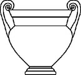 vase templates clipart best