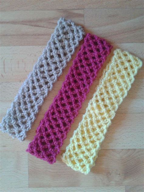 crochet headbands for your crochet and knit easy headband crochet pattern crochet and knit
