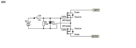transistor mosfet relay esp mosfet solid state relays