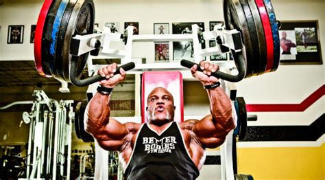 how much does phil heath bench chest workout phil heath s chest routine muscle fitness