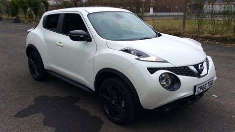 nissan juke 2017 white bassetts nissan approved used cars