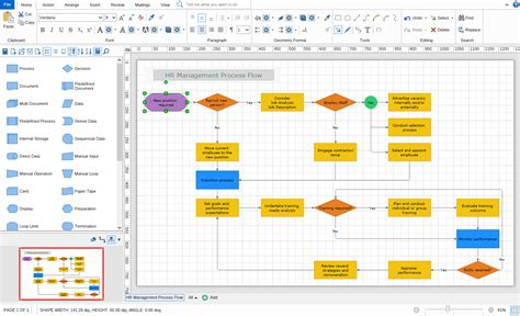 software for drawing flowcharts flowchart software mydraw