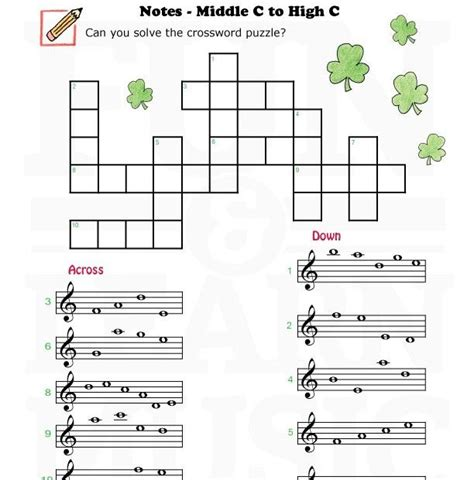 printable games for music fun and learn music 187 music worksheets treble clef