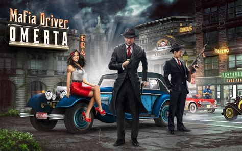 best mafia mafia driver omerta is a new android with fast