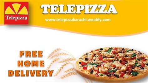 telepizza pizza home delivery karachi telepizza pizza
