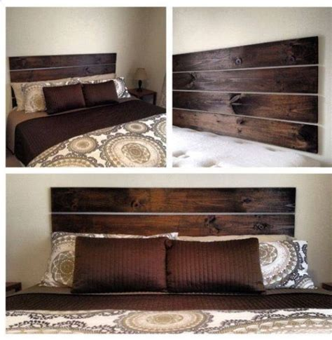 diy headboards for king beds cal king headboard diy woodworking projects plans