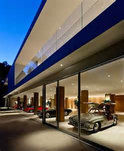 car home luxury garage car collection unique architecture