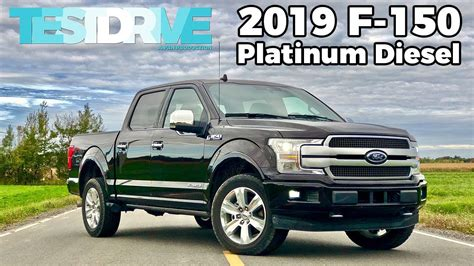 2019 Ford 7 3 Diesel by 2019 Ford F 150 Platinum Powerstroke Turbo Diesel V6