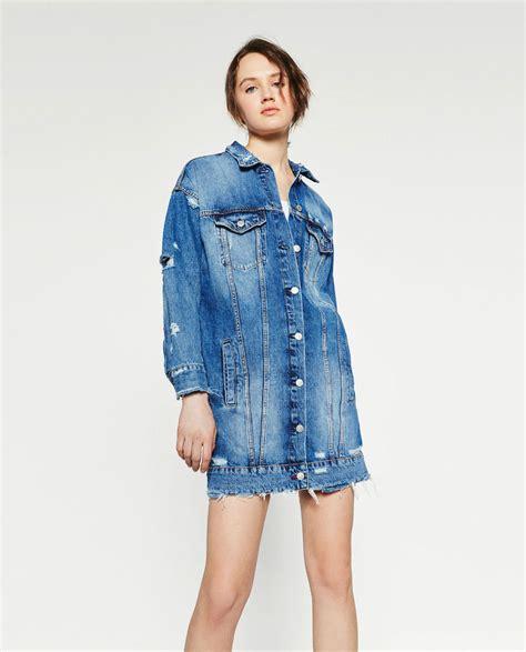 Zara Denim zara denim jacket new size s m ebay