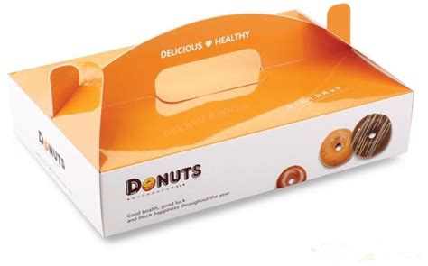 Donat Box 2015 eco friendly paper donut packaging box suppiler buy packaging box donut packaging box