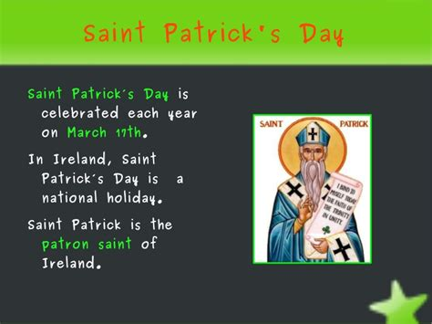 s day summary st s day powerpoint