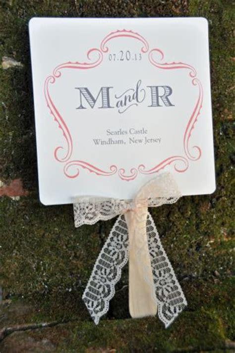 wedding program fans cheap fan wedding programs annsley wiregrass weddings