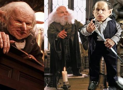 actor who plays goblin in harry potter the cast of harry potter then and now likesharetweet