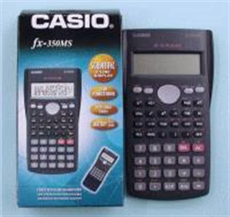 Kalkulator Casio Ms 20uc casio scientific calculator fx350ms