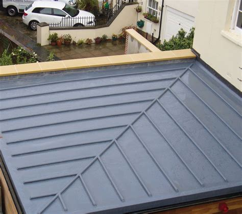 Flat Roof Systems Dryseal Roofing System Domestic Hambleside Danelaw