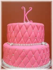 pinker kuchen pin pink bling cake cake on
