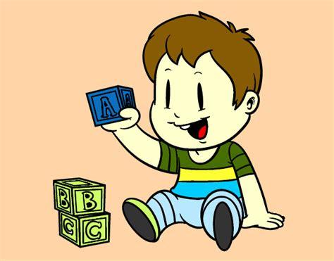 imagenes de niños jugando videojuegos animados dibujos de ni 241 os jugando para colorear dibujos net