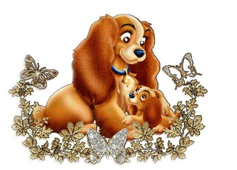 imagenes de perros animados con movimiento y frases perritos tiernos beb 233 s animados imagui