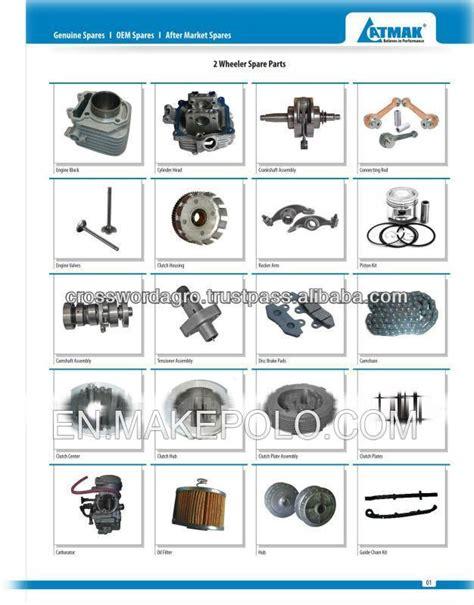 honda motorcycle spare parts price list bajaj pulsar 150 dtsi spare parts in bangladesh product