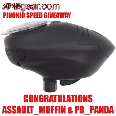 Ansgear Giveaway - paintball giveaways ansgear com
