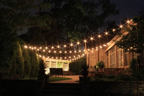 12 Back Yard Lighting Ideas   INARAY Design Group