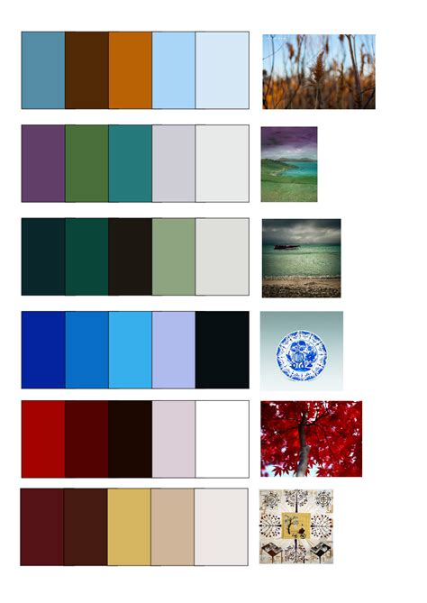 color themes ceruleanjay wedding color theme using photographs