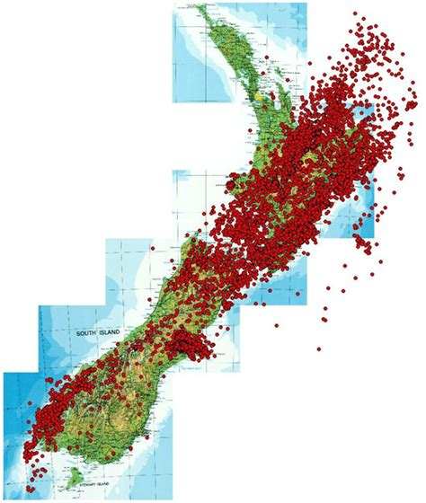 earthquake zones nz earthquake issues for commercial buildings