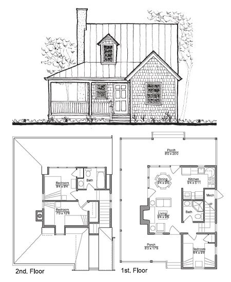 Small House Plans Interior Design Tiny Houses Plans