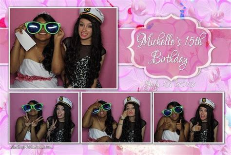 Rentals That Ll Make Your Quince The Party Of The Year Quinceanera Quinceanera Photo Booth Template
