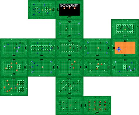 legend of zelda map level 1 the legend of zelda walkthrough level 3 the manji